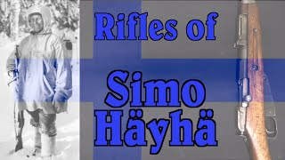 Rifles of Simo Häyhä: The World's Greatest Sniper (w/ 9 Hole Reviews)