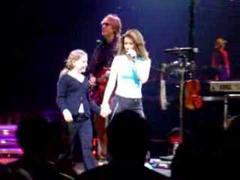 Shania Twain, What a Way to Wanna Be!, Live in Hamburg, Up! World Tour