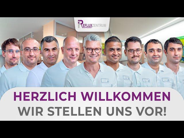Herzlich Willkommen im Refluxzentrum Ruhrgebiet!