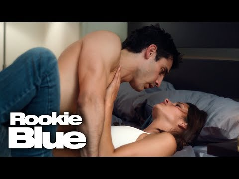 Andy and Sam's Blackout Kiss | Rookie Blue