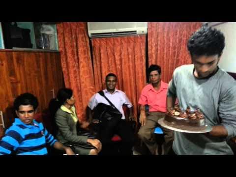 Ravi belated bday video part 2