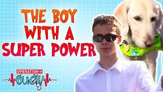 The Boy With a Super Power   Operation Ouch   Science for Kids