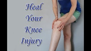 Heal Your Knee Injury With Nutrition Instead Of Surgery?