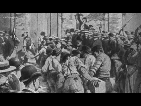 The 1891 Lynching Of 11 Italian-Americans In New Orleans