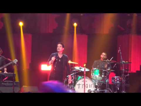 Train LIVE 9-20-14 iHeart Radio Music Festival MGM Grand Las Vegas
