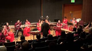 Tune Of Peking Opera And Intro To Stanford Chinese Music Ensemble