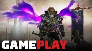Diablo 3: 7 Minutes of Nintendo Switch Gameplay (60FPS) - Gamescom 2018