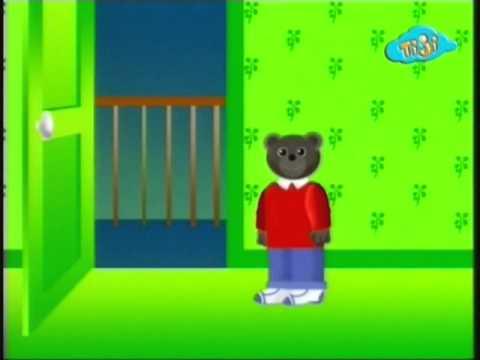 Бурый медвежонок. Возвращение папы