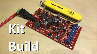 usb boost dc 5 24v dual power 12v 5v 3 3v kit build 12v solar shed