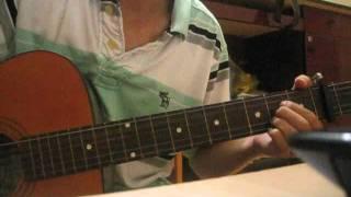 Để trọn đời thương nhớ Guitar cover by Mạnh Khùng