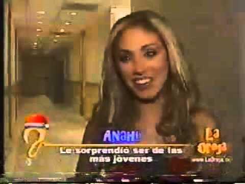 Ver Video de Anahi Anahi - La Oreja (2003) || Casting para Telenovela