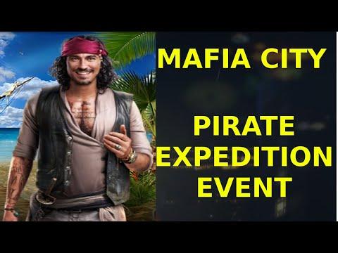 Pirate Expedition Event - Mafia City