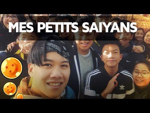 MES PETITS SAIYANS (Road To Saiyan)