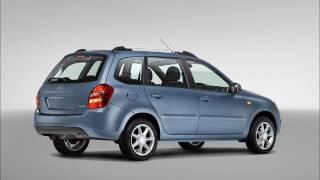 видео Автомобиль LADA Kalina хэтчбек - компактный и удобный.