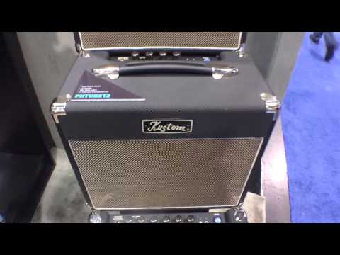 2014 Winter NAMM Show - Kustom PH Series Guitar Amplifiers