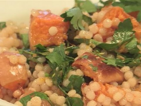 How To Make Israeli Style Couscous