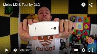 Meizu MX5, Test du smartphone(Test du Meizu MX5 , une video by GLG. ▻S'abonner à la chaîne : http://bit.ly/GLGreviews-Youtube. D'autres produits High-Tech et smartphones Meizu: Meizu 5 ..., 2015-08-24T02:37:28.000Z)
