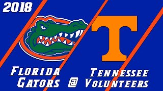 18.4 Florida Gators vs Tennessee Condensed