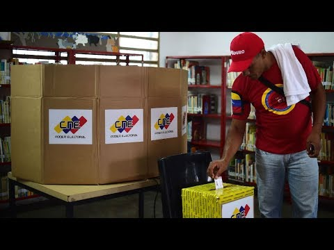 Venezuela & the 2017 Constituent Assembly