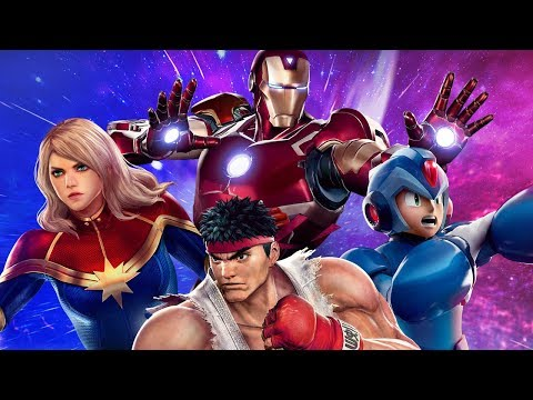 Marvel vs Capcom: Infinite - FILME - Modo História COMPLETO com Legendas em Português do Brasil
