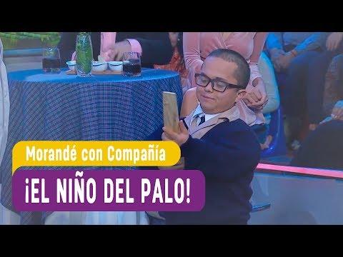 ¡El niño del palo en el restaurante! - Morandé con Compañía 2017
