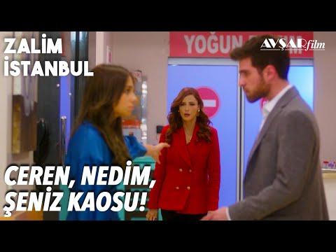 Nedim, Ceren, Şeniz Kaosu🔥🔥 Bunu Kim Yaptı?💥 - Zalim İstanbul 32. Bölüm
