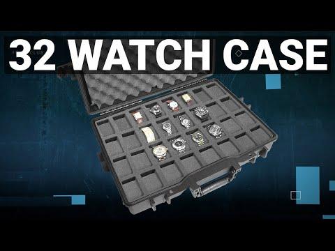 32 Watch Case - Video