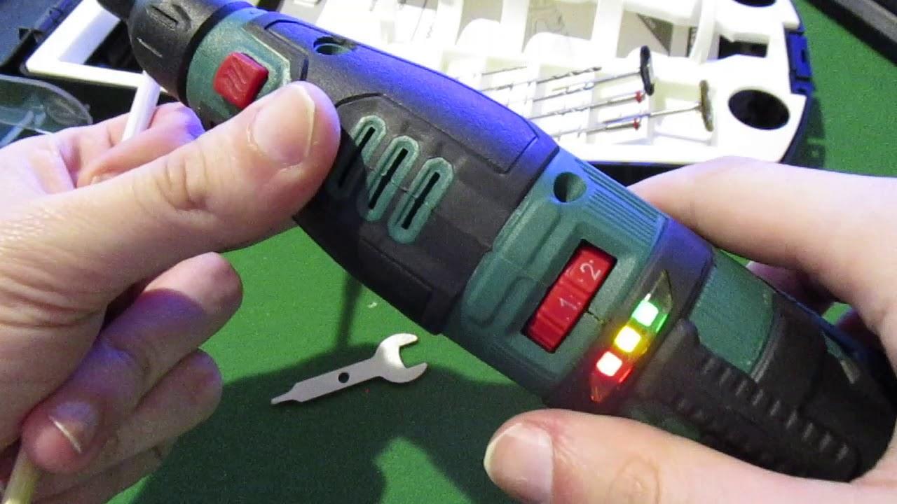 Accessoires//pièce de rechange pour Parkside PFBS 12 a1 Batterie-feinbohrschleifer 12 V