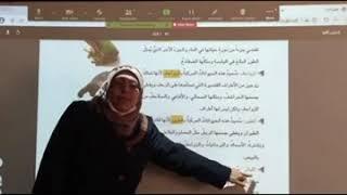 العلوم - الرابع ابتدائي / ست خمائل محمود