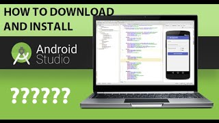 How to download  and install android studio with java jdk in windows 7  8 and 10 of 32 and 64 bit OS