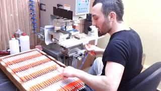 Tampon Baskı Makinesi Tek Renk Kalem Baskısı 0 (532) 276 87 18
