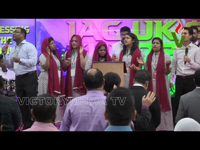 10th IAG UK& EUROPE NATIONAL CONFERENCE 2017-FRIDAY-PART-1 WORSHIP LED BY PR SAM MATHEW