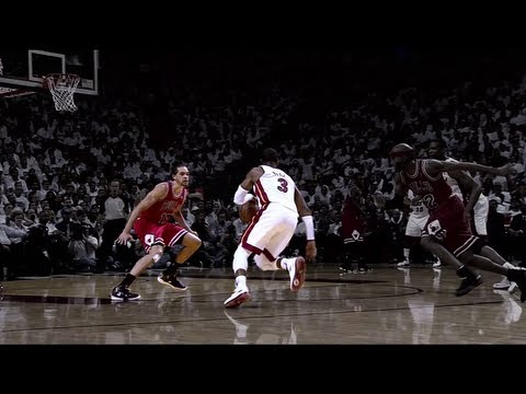 ESPN Jalen Rose: The Rise Of Euro Step Feature (Dwyane Wade & Manu Ginobili)
