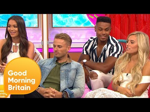 Charlie and Ellie Make Their Love Island Winner Predictions | Good Morning Britain