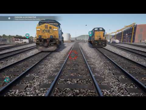 Train Sim World - CSX Heavy Haul - Part 3 Yard Work