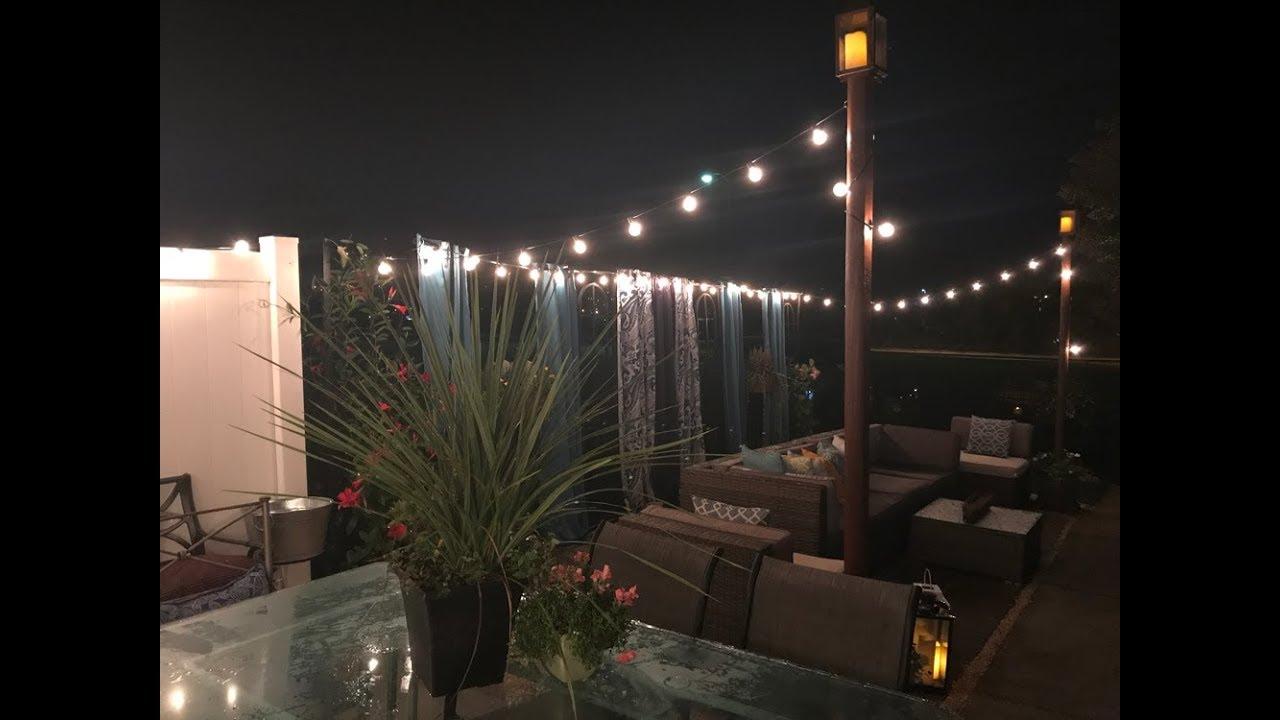 Inexpensive Outdoor Lamp Post ProjectInexpensive Outdoor Lamp Post Project   YouTube. Inexpensive Outdoor Lighting Fixtures. Home Design Ideas