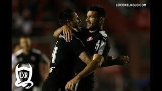 Independiente 2-0 Nacional - Sudamericana 2017 | Los goles del partido