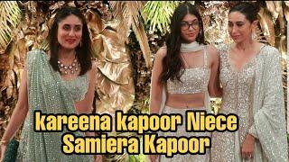 Gorgeous kareena kapoor Niece Samiera Kapoor And Sister Karishma Kapoor