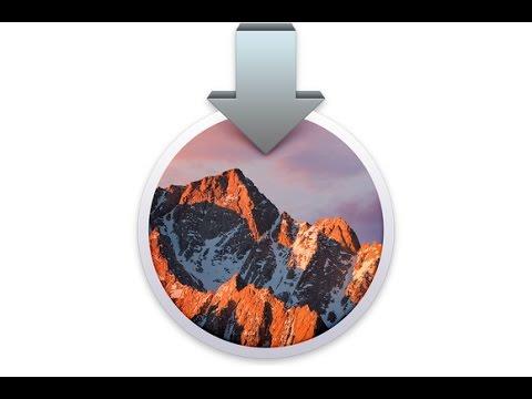 Create a Bootable USB Sierra Installer in Mac OS X 10.12