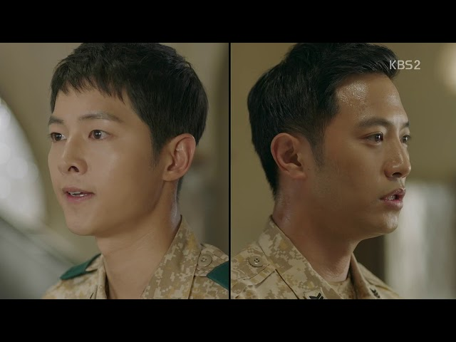 Dumb and Dumber   Descendants of the Sun   Yoo Si Jin & Seo Dae Young Bromance (FMV)