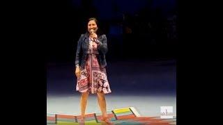 GATHERING OF NATIONS POW WOW 2019   Day 2 Introductions - Deb Haaland; Ruth Buffalo