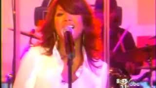Toni Braxton GMA   'I Wanna Be Your Baby'