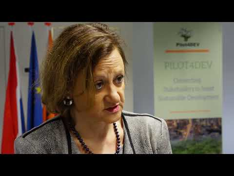 Interview of Cristina Gallach, Equal Opportunity Adviser, Council of the European Union @PILOT4DEV