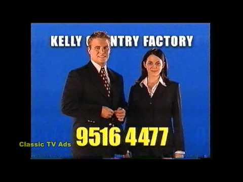 Kelly Country Suits 2002