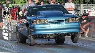 Nitrous Mustang stout pass at Thunder Valley Oklahoma thumbnail