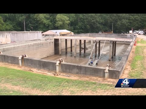 Clemson COVID-19 wastewater test shows recent spike in virus