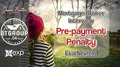 mortgage prepayment penalty - what is a prepayment penalty on your mortgage - Jason Beattie Edmonton