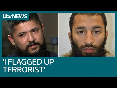 Terrorist's brother-in-law: 'I did my bit - the system failed' after alerting authorities | ITV News