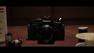 LC-29 Monochrome Exhibition 暗房攝影技術展覽宣傳片
