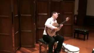 La Maja de Goya (Granados) Alex Tsiboulski guitarist